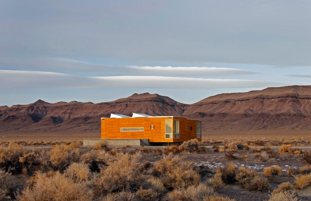 Desert Gold in Death Valley USA