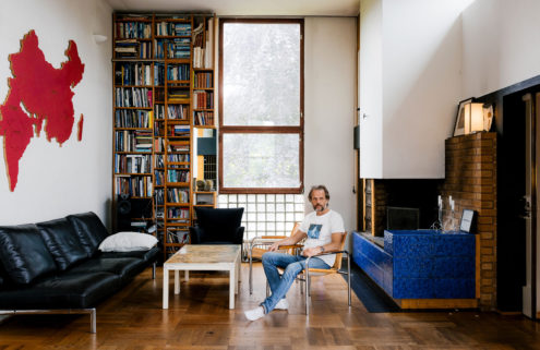 How I live: adventurer and art collector Erling Kagge