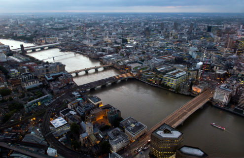 London's Thames to become home to longest river artwork in the world