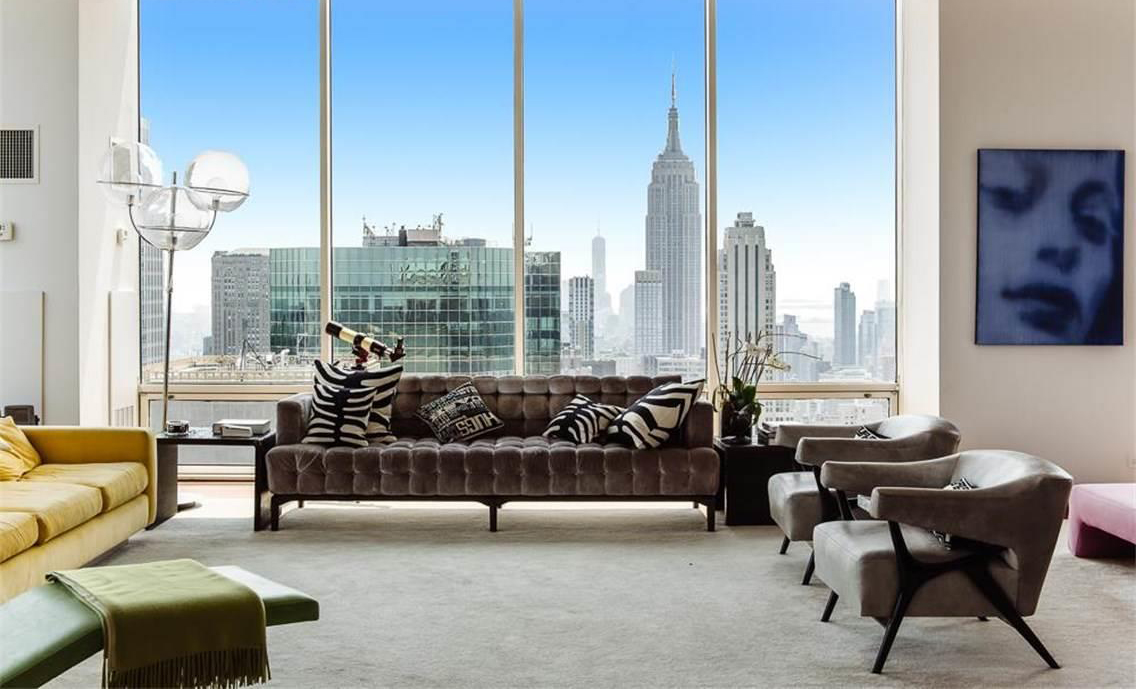 Gucci sisters' Manhattan penthouse