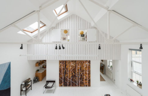 Property of the week: a painter's house in South London