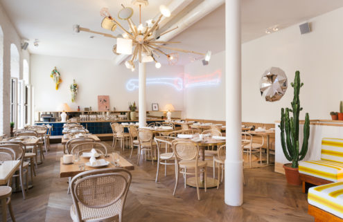 New Berlin restaurant Panama takes cues from a German children's book