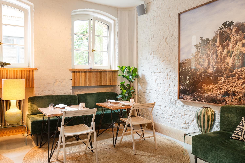 Panama restaurant, Berlin