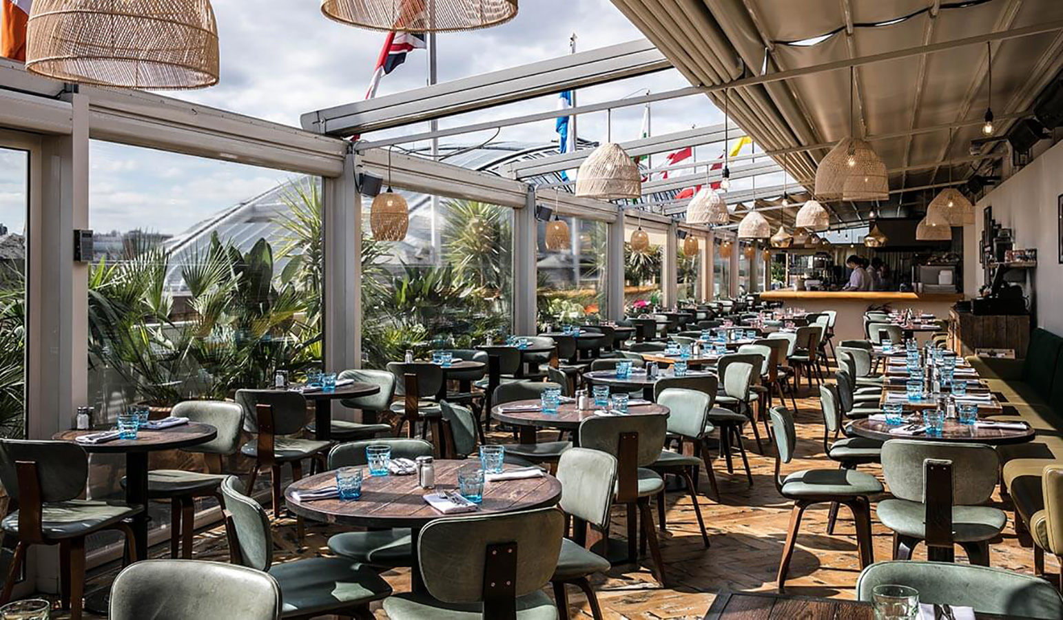 7 Of The Best Rooftop Bars In London This Summer