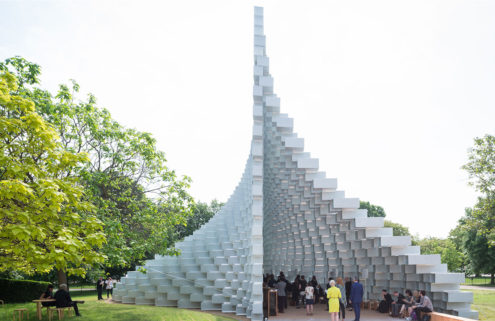 BIG's Serpentine Pavilion is heading for Vancouver