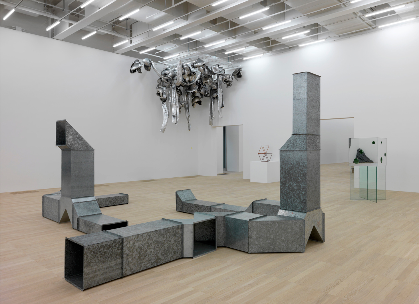 Installation view of 'Between Object and Architecture'. Photography courtesy Tate Photography