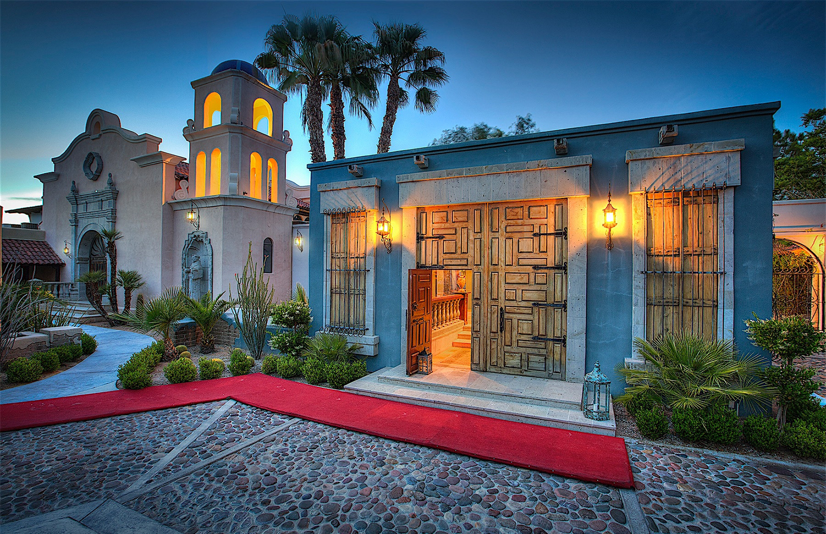 Michael Jackson's Thriller Villa in Las Vegas