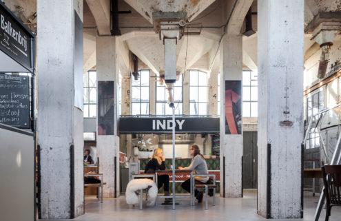 Deventer grain silo, transformed by Wenink Holtkamp