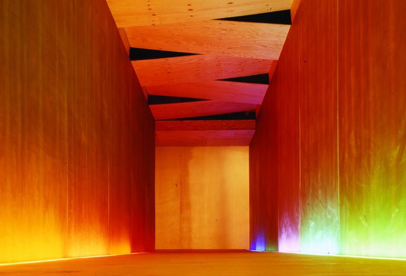 Asymmetric Chamber
