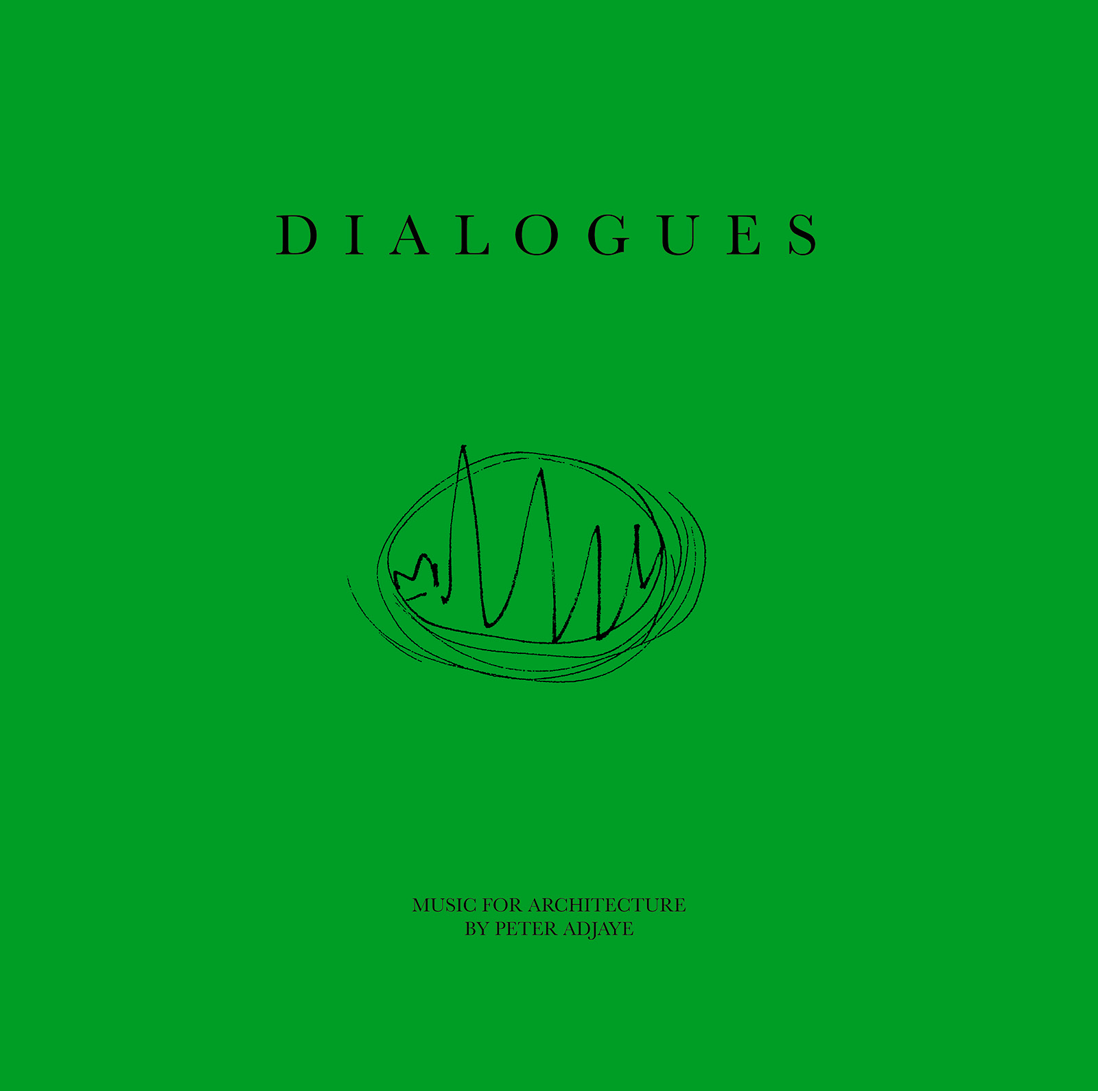 David and Peter Adjaye's 'Dialogues' vinyl
