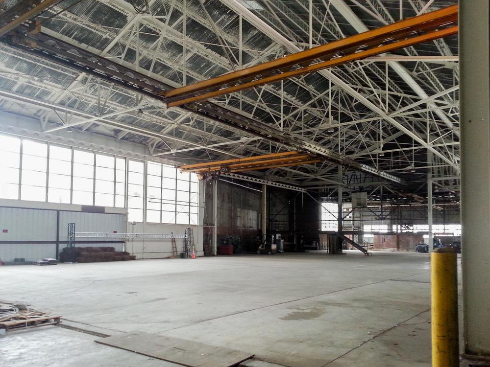 The Factory in Georgia Atlanta. Courtesy of Locations Hub