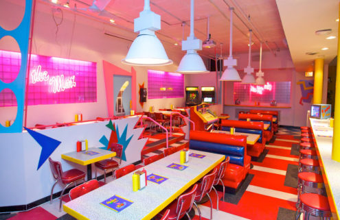 'Saved By The Bell' restaurant opens in Chicago