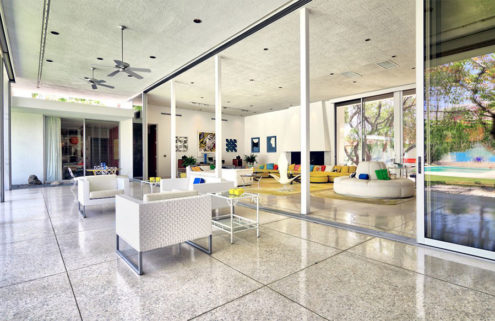 Property of the week: a mid-century compound in California's 'Movie Colony'