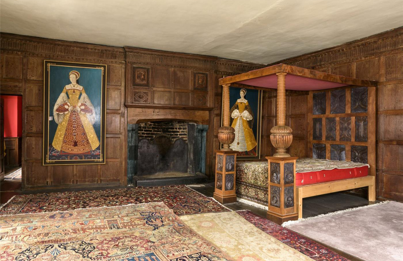 Catherine of Aragon's Shropshire home