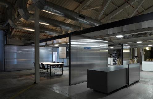 Francesc Rifé designs the 'lungs' of El Bulli Lab in Barcelona