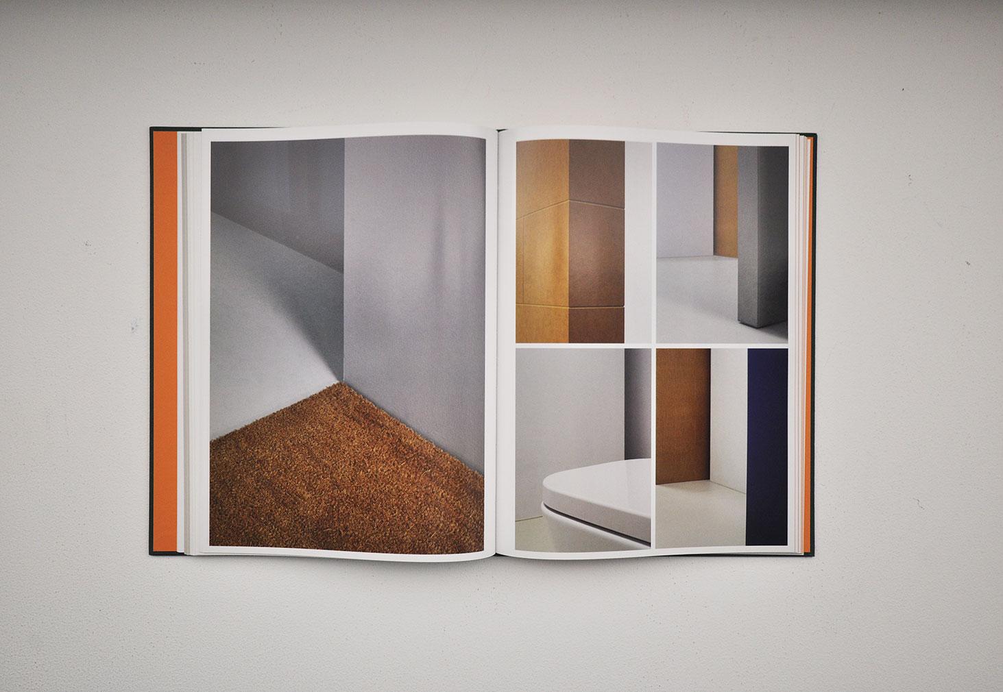 Installation photography of Home Economics
