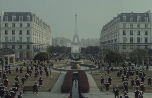 Jamie XX's 'GOSH' video roams a ghost town replica of Paris in China