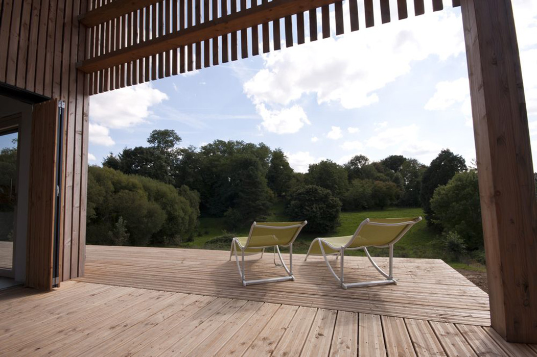 La Maison Bois rental in Charente, France