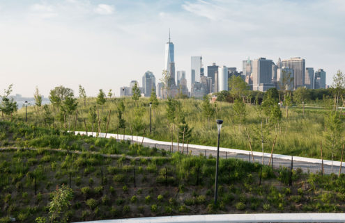 New York's Governors Island reopens offering new hilltop views of Manhattan
