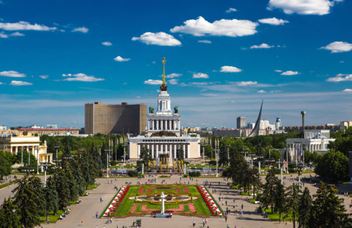 Soviet monuments: what should we do with 'inherited' architecture?