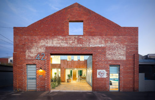 Property of the week: an old steel factory is reborn in Melbourne