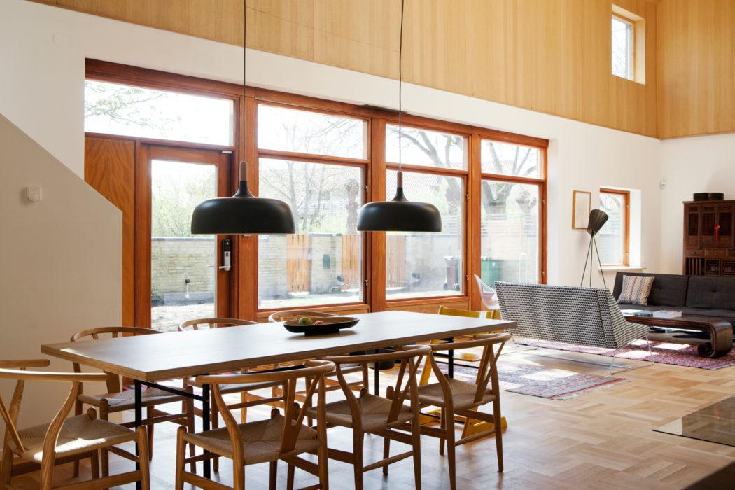 A 5-bedroom Malmö property, on the market via Bo Laget