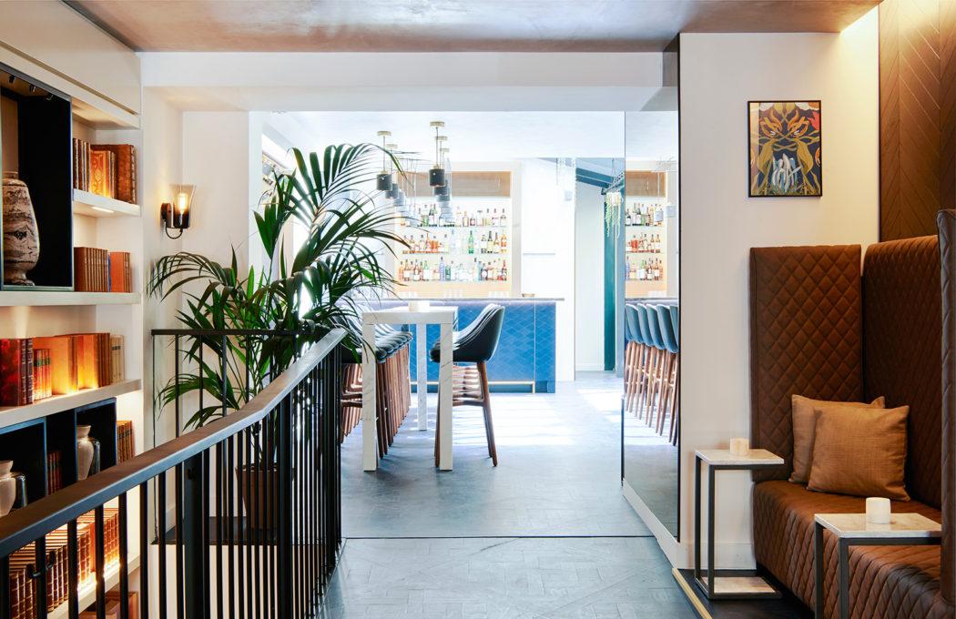 Amastan Hotel Turns Parisian Design Tradition Upside Down
