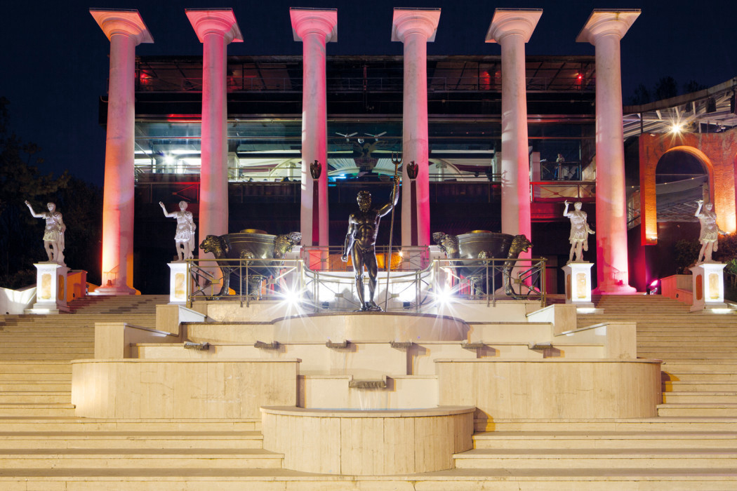 Baia Imperiale (featured in <em>Nightswimming</em>, published by Bedford Press. Photography: Giovanna Silva (c)