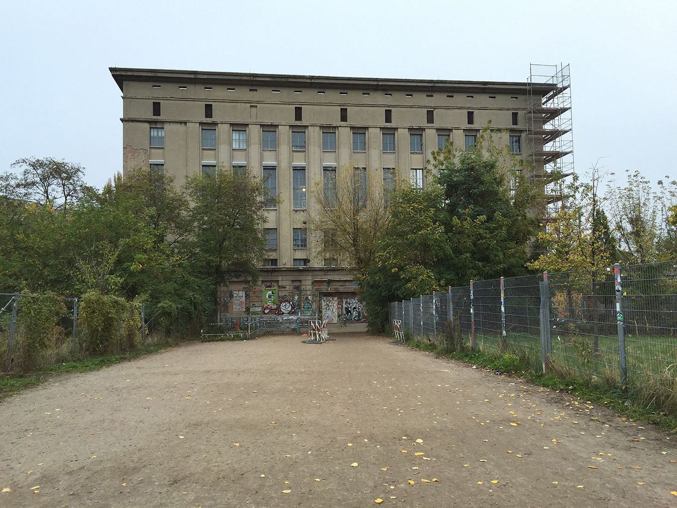 Cult clubs: Berghain in Berlin