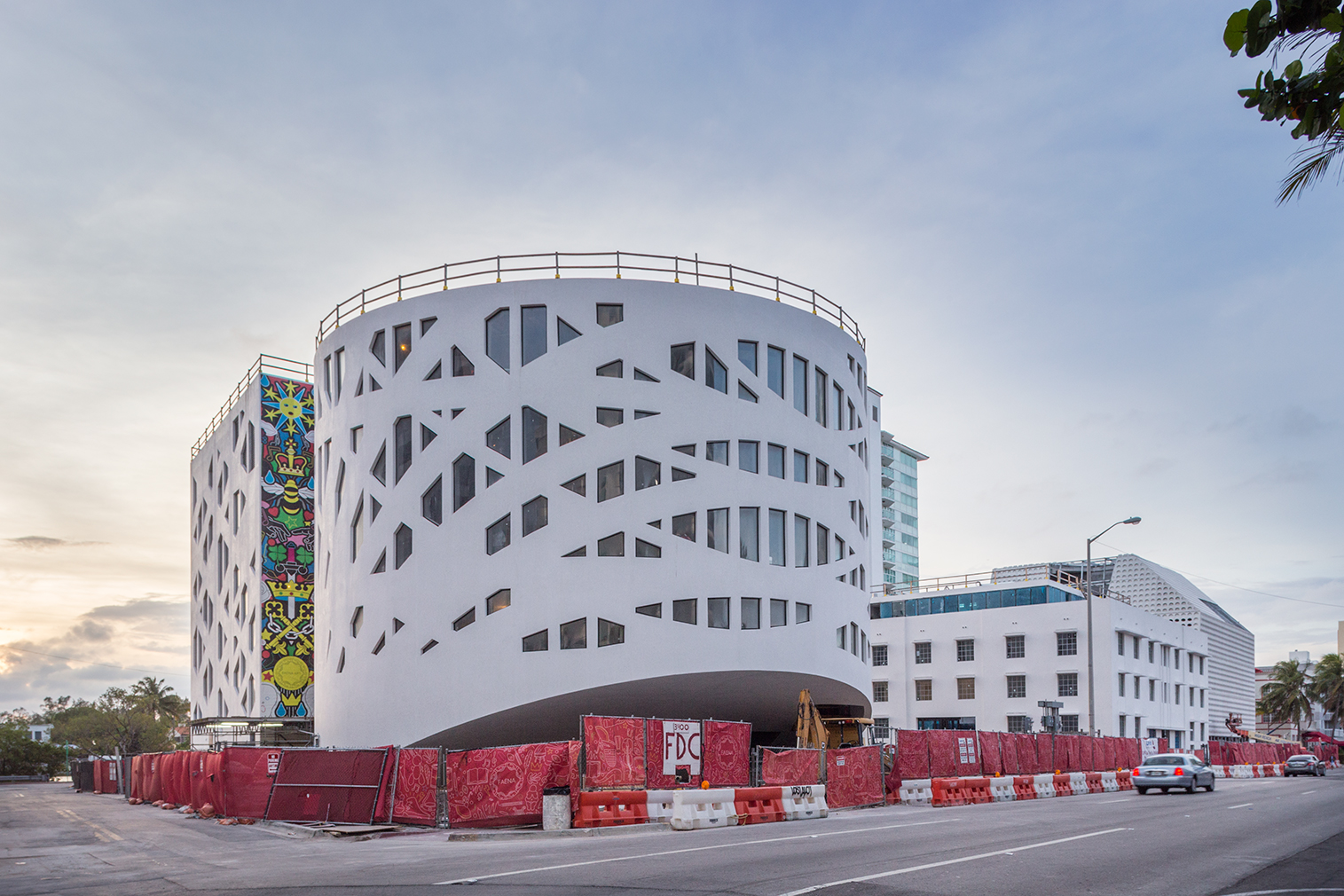 Faena Forum by OMA