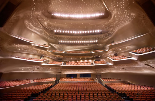 21 of the world's most beautiful concert halls