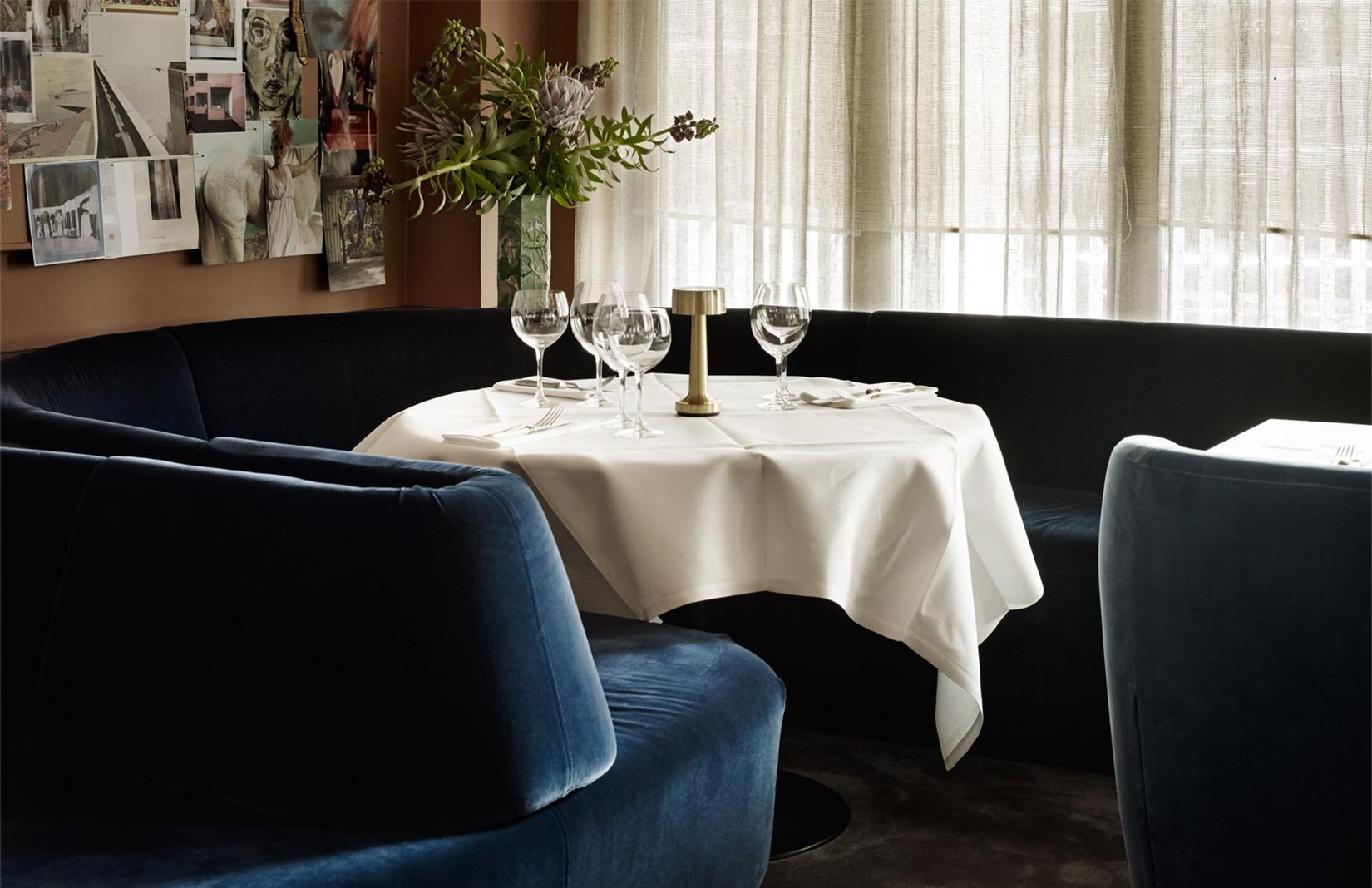 LouLou restaurant Photography: Joachim Wichmann
