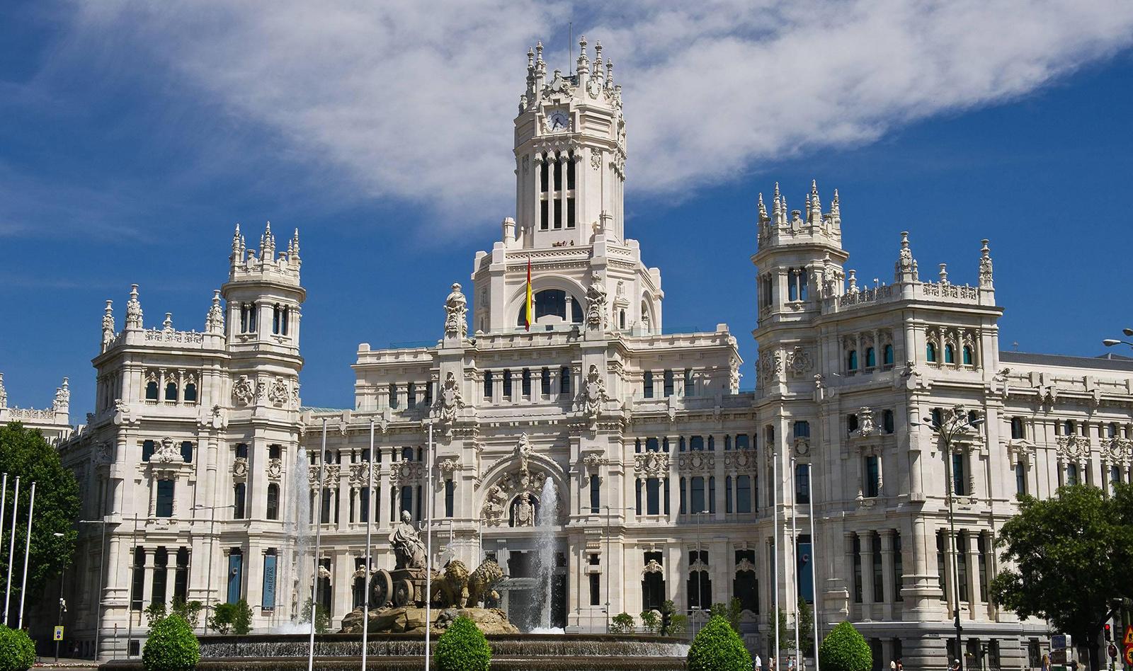 Making Madrid 15 Landmarks That Define The City