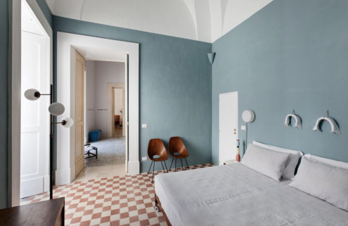 Rental of the week: a 'home gallery' in Galatina, Italy