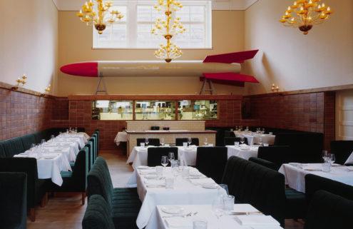 9 Berlin restaurants in extraordinary spaces