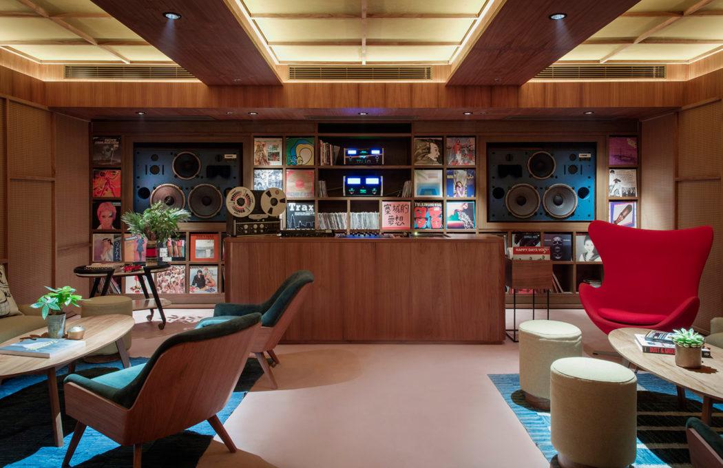 Merveilleux Music Room Vinyl Library Opens In Sou Fujimoto Designed Potato Head Hong  Kong