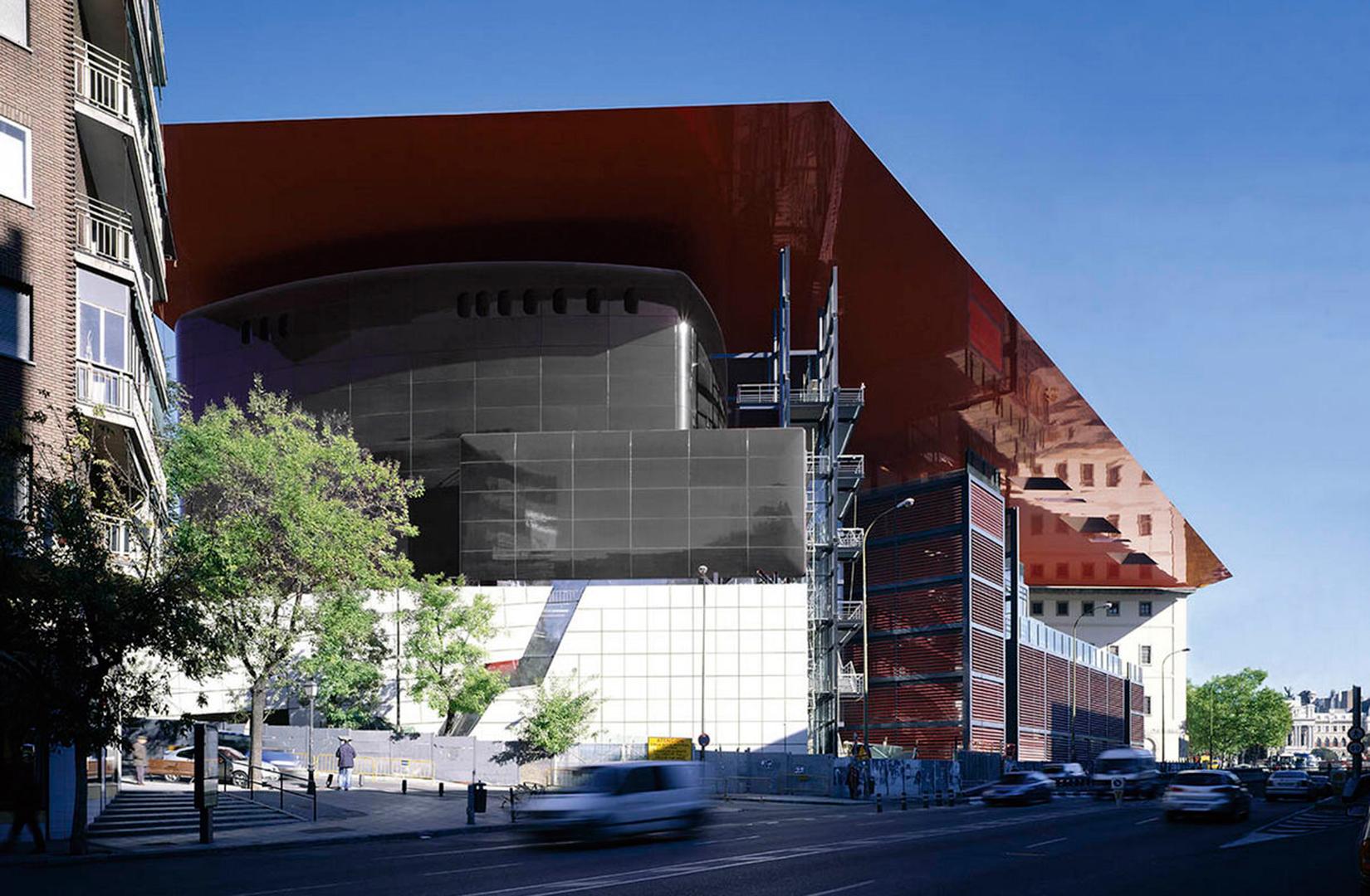 Reina Sofía Museum extension