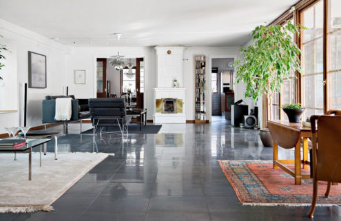 Property of the week: a 1960s villa in Sweden's Skanör