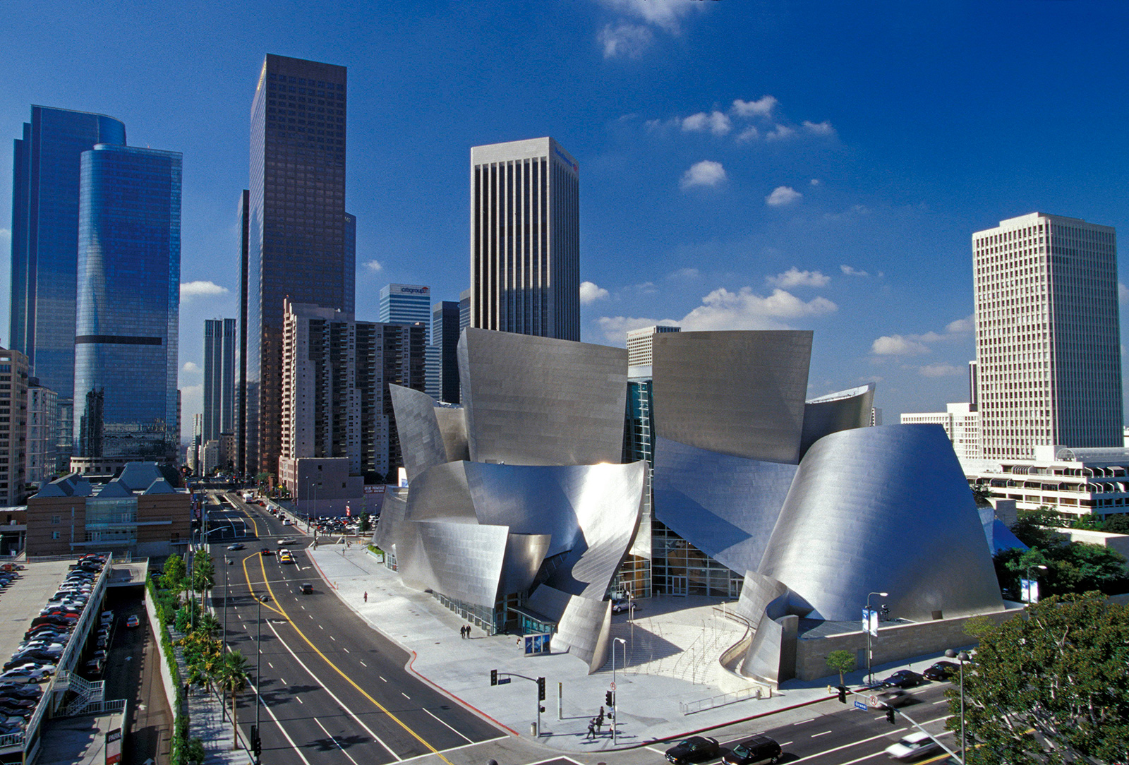 Photography: Gehry Partners, LLP