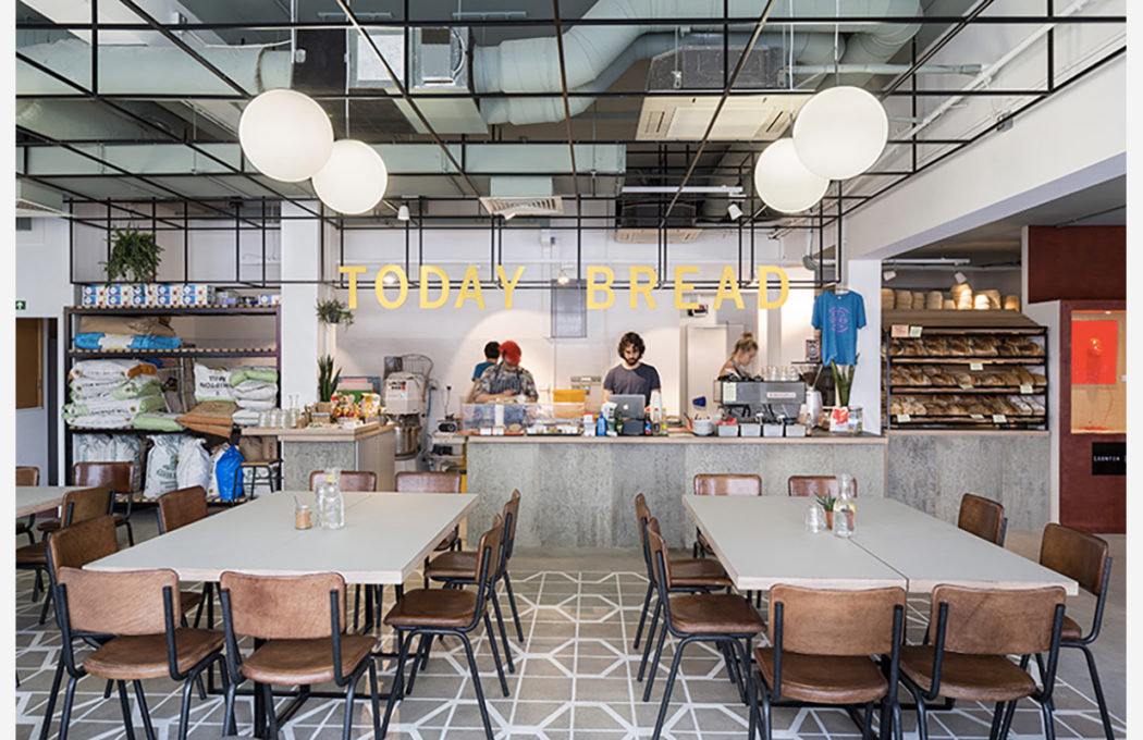 Gort Scott Turns A 1960s Office Into A Hub For Independent