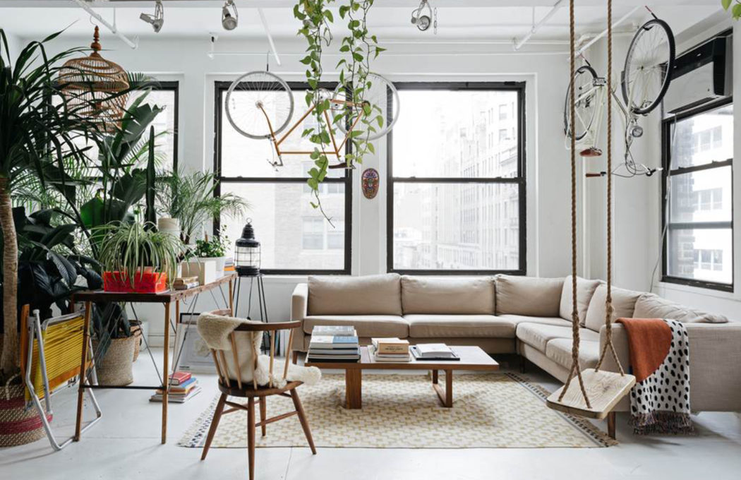 Rental of the week greenhouse loft in new york for Rent flat new york