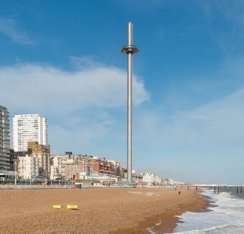 Courtesy British Airways i360