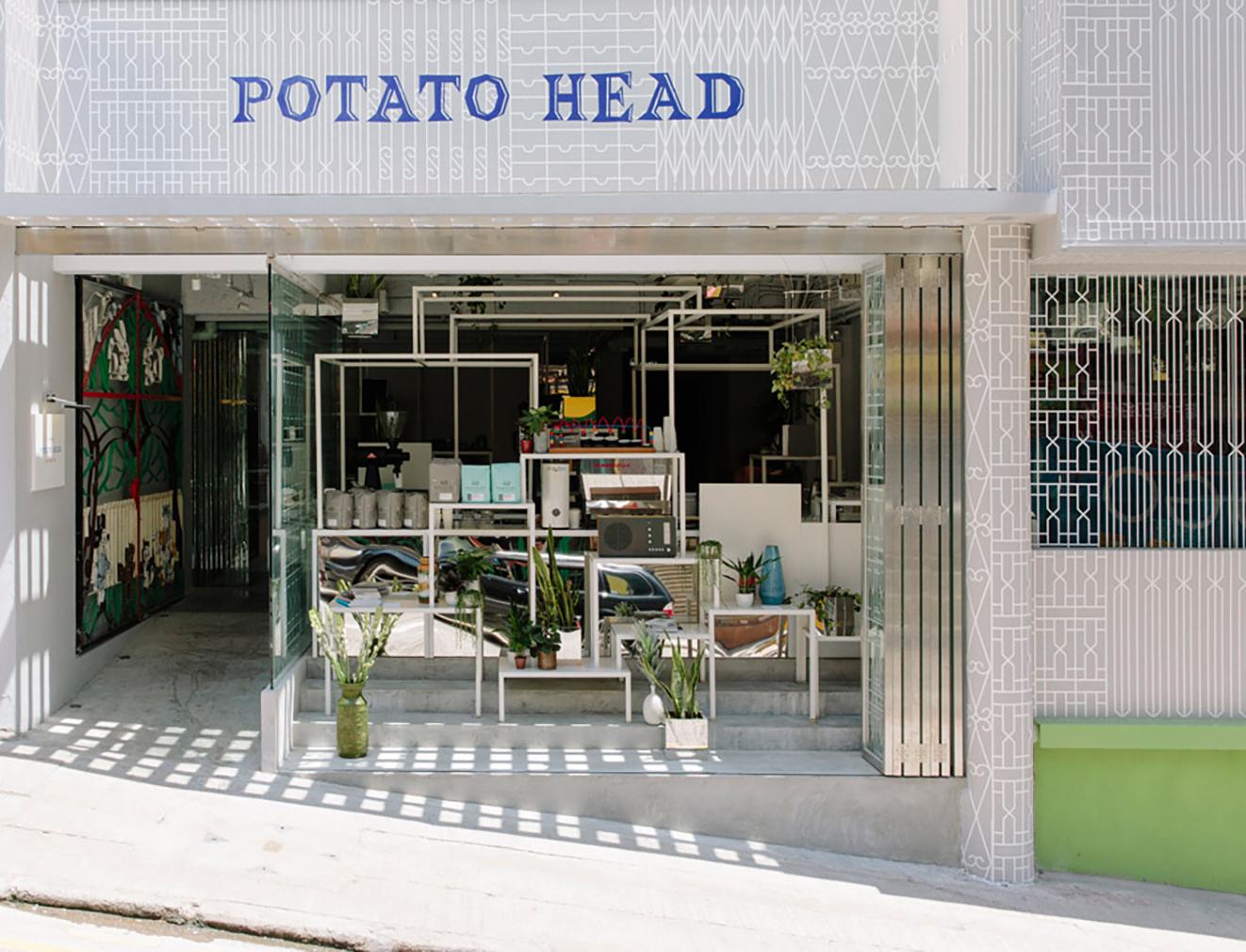 Courtesy of Potato Head Hong Kong