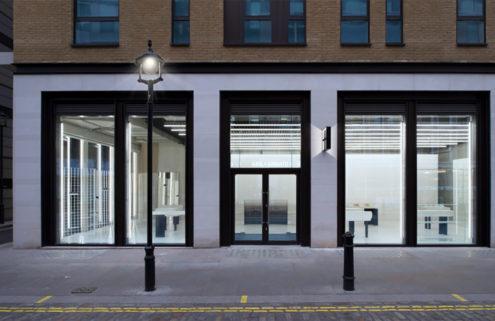 Footwear brand Axel Arigato opens a 'gallery' in London's Soho