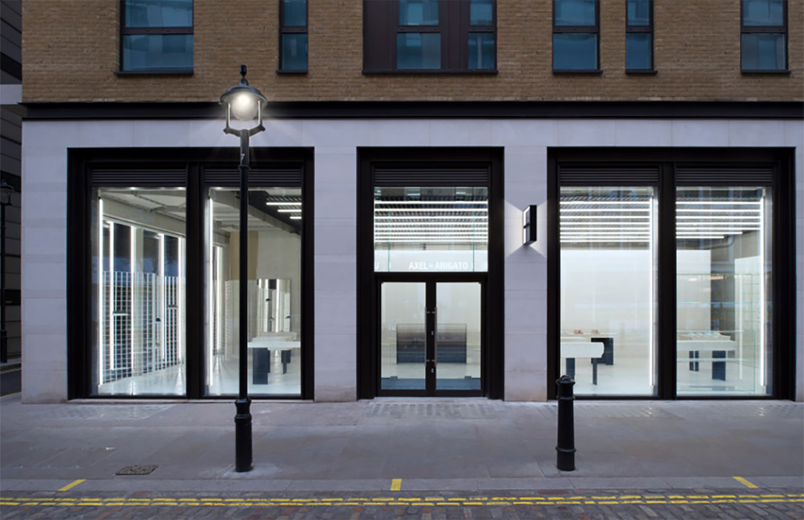 b3f1bef1e1 Footwear brand Axel Arigato opens a  gallery  in London s Soho - The ...