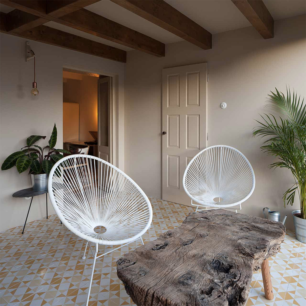 Photography: José Campos via Airbnb