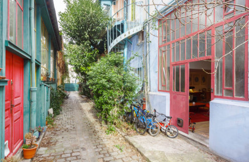 Rent the former home and studio of sculptor César