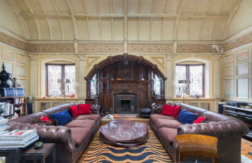 Property of the week: a William Morris-designed apartment in Kensington