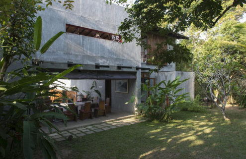 The best brutalist holiday homes you can rent