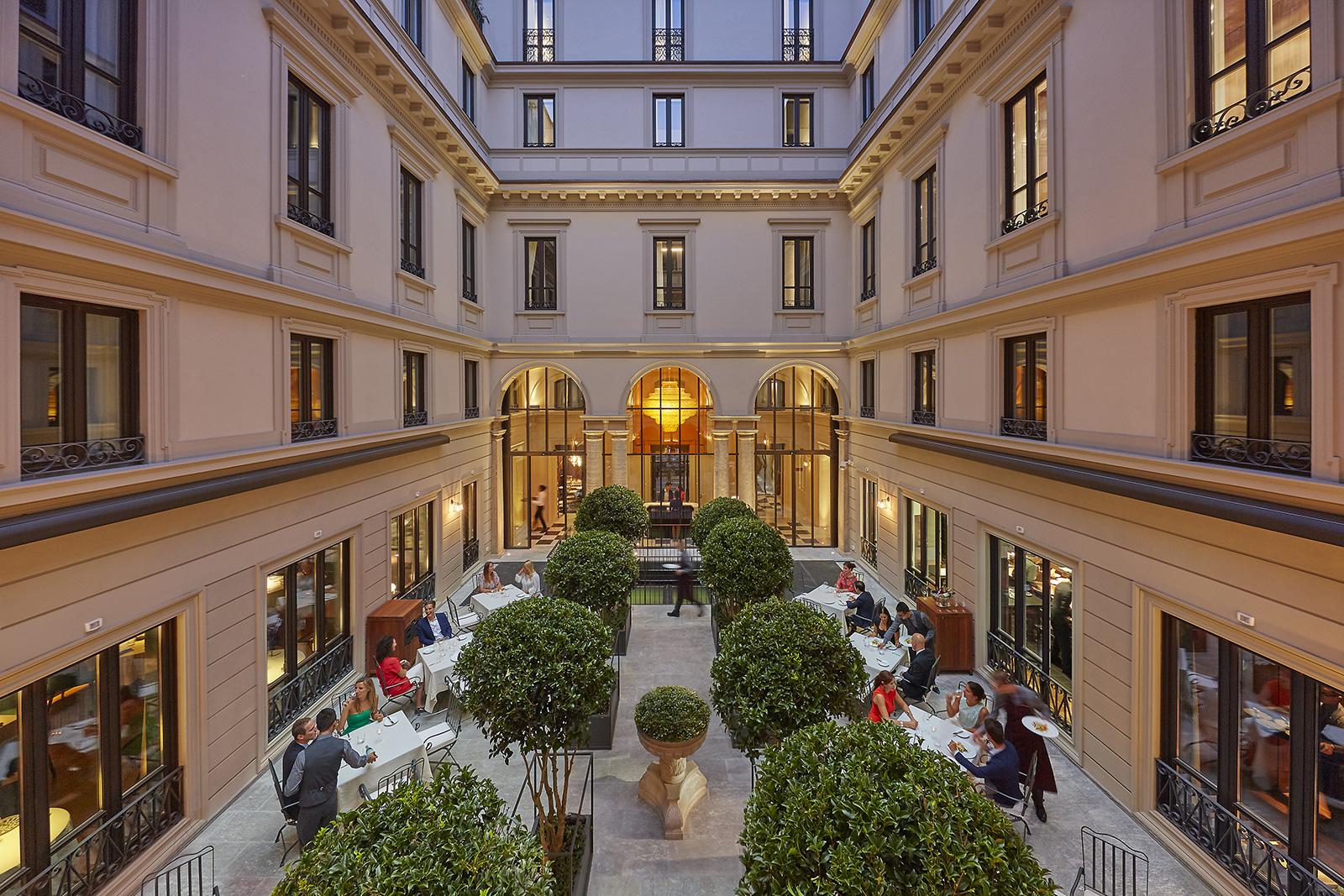 Courtesy of Seta / Mandarin Orient Hotel Milano